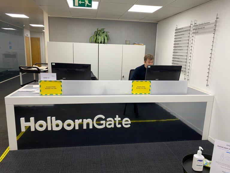 Holborn Gate